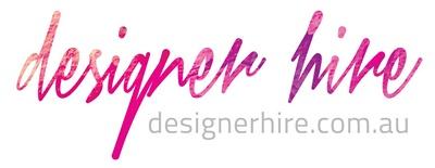Designer Hire Logo