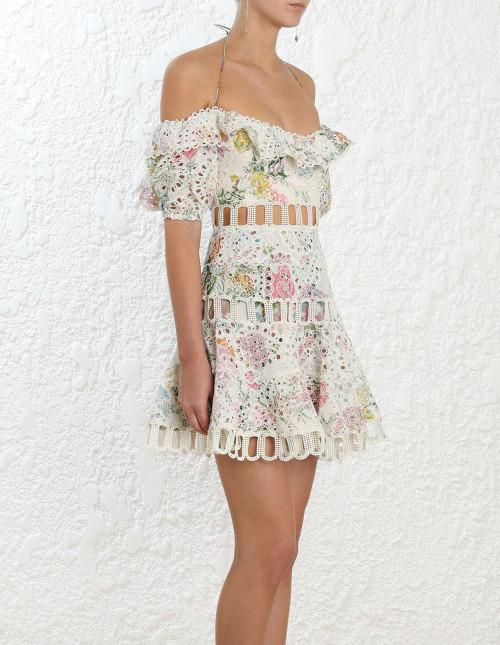 8a02739e8db Heathers Off Shoulder Dress - Size 2 - Designer Hire
